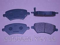 Колодки тормозные передние M11-3501080
