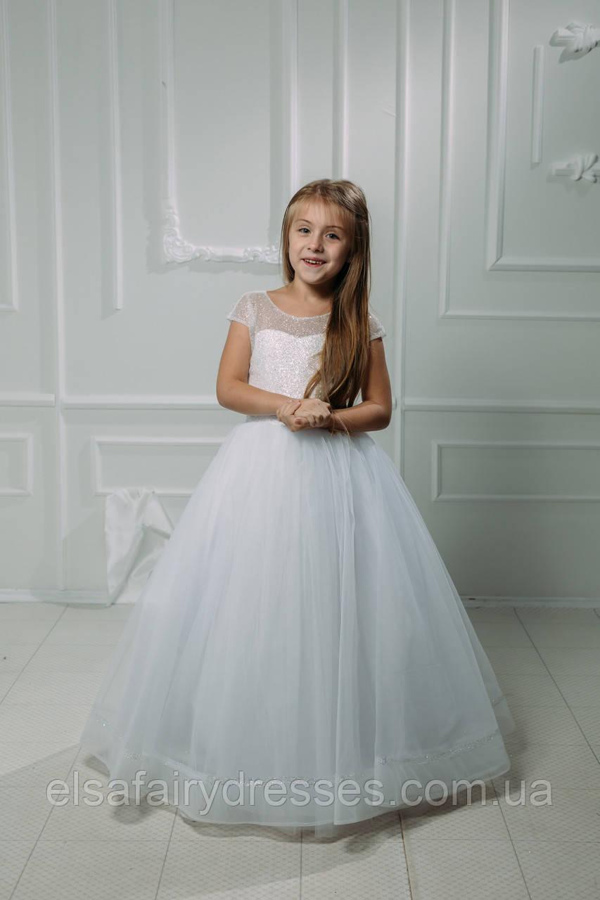 """Модель """"ANGELA-L"""" - дитяча сукня / дитяче плаття"""