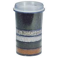Картридж пятислойный с умягчением  для фильтра минеральной воды MS-5