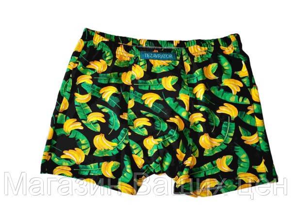 Трусы-шорты мужские Tezavrator МШ 950410 54 Бананы