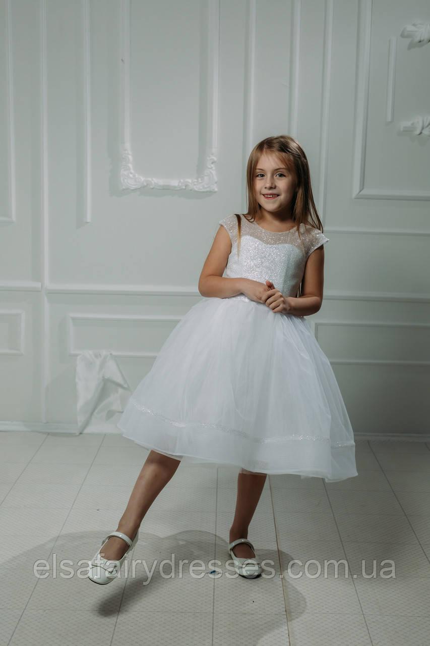 """Модель """"ANGELA-SS"""" - дитяча сукня / дитяче плаття"""