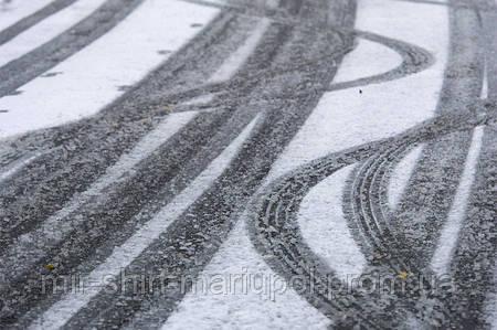 Торможение на снегу: летние шины против зимних