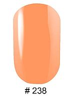 Гель-лак G.La color UV GEL LACQUER №238 ,10 мл