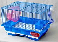 Клетка для маленьких грызунов №114 30х23х21 см