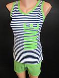 Турецкие молодежные пижамы на лето., фото 2