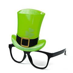 Очки Патрик со шляпой