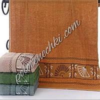 Махровое банное полотенце Веер (8)