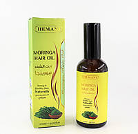 Натуральное масло моринги Эффективное средство для роста волос (с дозатором), фото 1