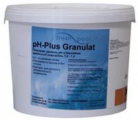 Средство для повышения уровня РН воды бассейна - РН плюс гранулированный Fresh Pool, 5 кг