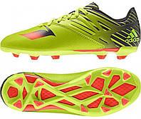 Детские футбольные бутсы Adidas MESSI 15.3 FG