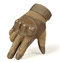 Тактичні армійські рукавички з пальцями JIUYI в наявності 4 розміри
