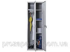Шафа для роздягальні ПРАКТИК Стандарт LS-21 U