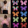 Крильця метелика, крила, крильця дитячі на спину, фото 5
