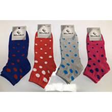 Шкарпетки (№72) середні Горох 170жін(36-41)