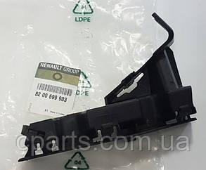 Кріплення переднього бампера ліва Renault Symbol New/Thalia (оригінал)
