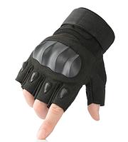 Тактичні рукавички безпалі (велоперчатки, мотоперчатки) GUMAO