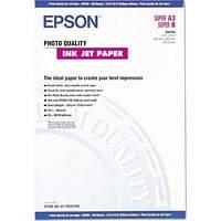 Бумага EPSON A3 Photo Quality Ink Jet Paper (C13S041068)