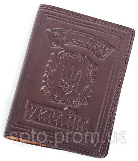"""Обложка для паспорта """"Андріївський узвіз"""""""