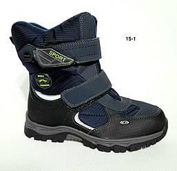 Подростковые зимние ботинки EeBb