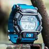 Casio G-SHOCK GD-400-2ADR Sport Black&Blue