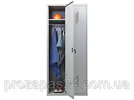 Шафа для роздягальні ПРАКТИК Стандарт LS-21-80