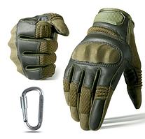 Тактичні армійські рукавички з пальцями Gumao-B22
