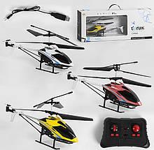 """Вертолет на радиоуправлении с LED-лампочкой CH 060-1 серии """"Infrared control"""" от Toruk Fashion (3 цвета)"""