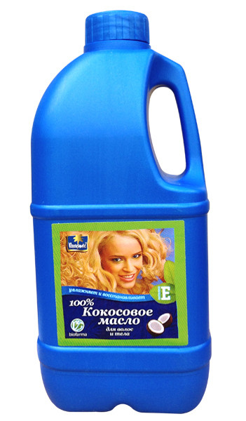 Кокосовое масло 100%  TM Marico , 2000 ml.