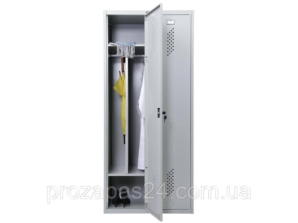 Шкаф для раздевалок ПРАКТИК Стандарт LS-21-80D