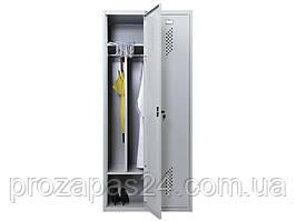 Шафа для роздягальні ПРАКТИК Стандарт LS-21-80D