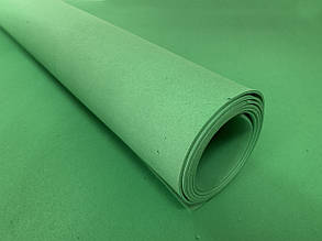 Foam EVA 0075  (2мм) Темно-зеленый