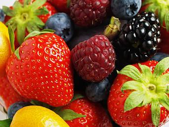 Фруктовые ароматы: земляника,  клубника,  арбуз,  зеленый виноград,  абрикос,  зеленое яблоко,  яблоко с корицей,  персик с бананом,  груша,  дыня, ванильно – фруктовая,  груша с ванилью,  вишня в шоколаде