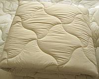 Одеяло халлофайбер полуторное, ткань бязь (арт.4414)