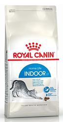 Royal Canin (Роял Канин) INDOOR 27 Сухой корм для кошек живущих в помещении, 4 кг