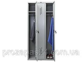 Шафа для роздягальні ПРАКТИК Стандарт LS-31