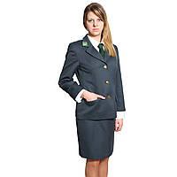 Форма пограничная женская (китель и юбка)