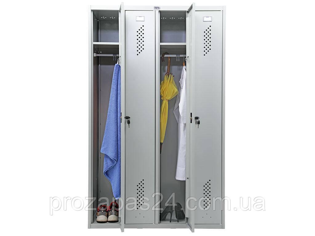 Шафа для роздягальні ПРАКТИК Стандарт LS-41