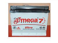Аккумулятор автомобильный A-mega 6СТ-62 АзЕ Ultra