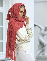 Модный стильный шарф-капюшон от Kamea - Marita