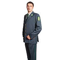 Форма пограничная мужская (китель и брюки)