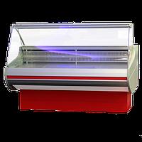 Холодильная витрина Siena с плоским стеклом