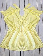 Пеньюари одноразові Тімпа 10 шт жовті