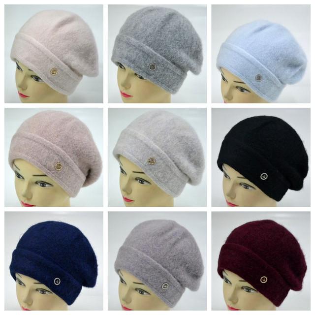 Женские головные уборы (Трикотаж)