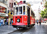 """Экскурсионный тур в Турцию """"Таксим - европейский Стамбул"""""""