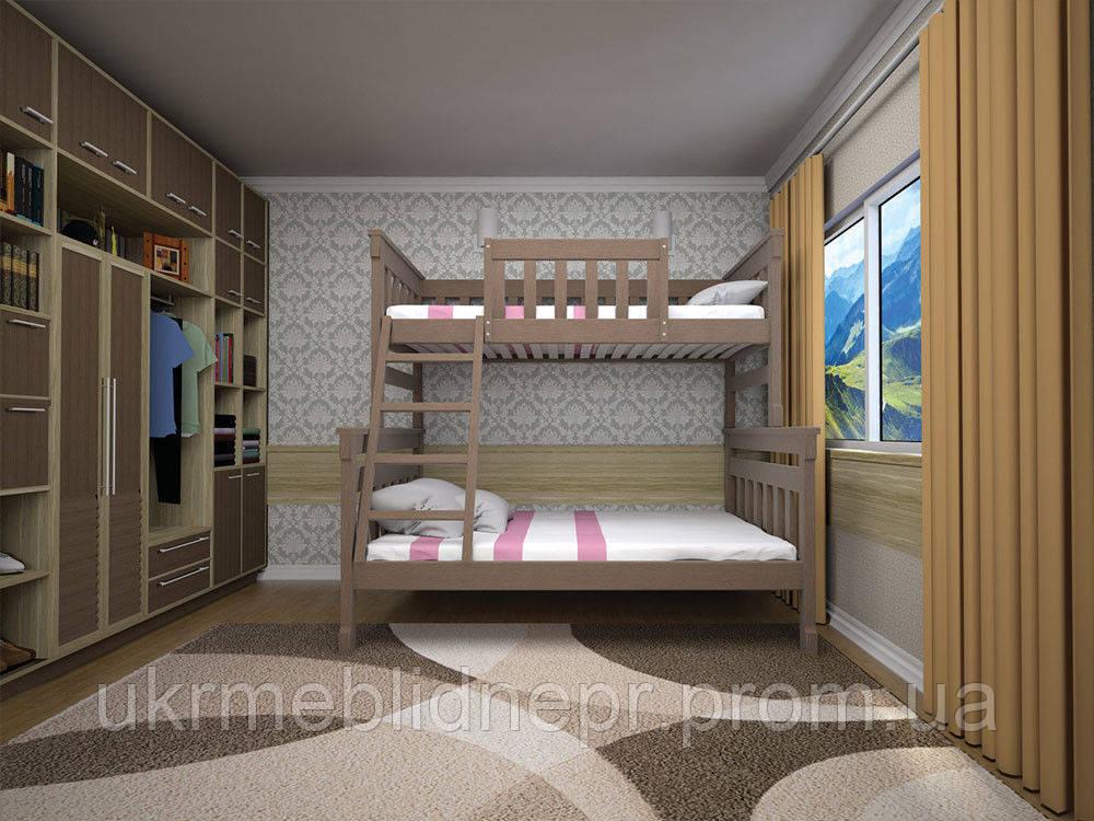 Детская кровать Комби- 2