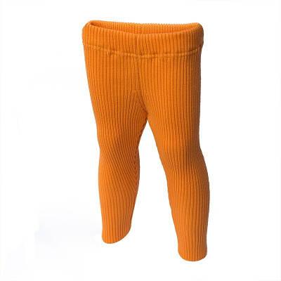 Термо леггинсы из шерсти мериноса София 213-1 104-110 см оранжевый