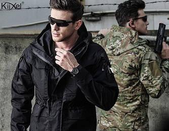 Куртки тактичні