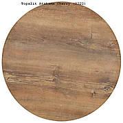 Влагостойкая круглая столешница для стола Топалит ( Topalit ) Д 700 мм.