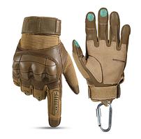 Тактичні армійські рукавички з пальцями Maco Gear A16