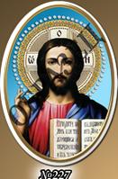 Фотокерамика икона